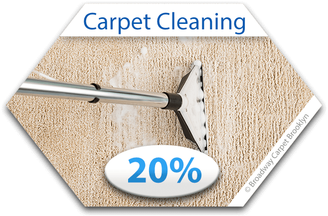 Broadway Carpet Brooklyn - Carpet cleaning Coupon