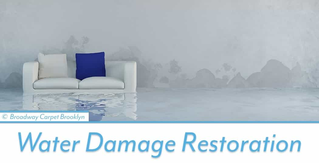 Water Damage Restoration - Brooklyn