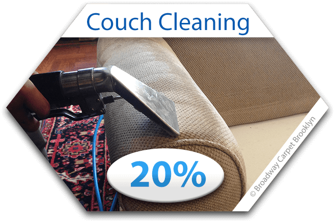 Couch Cleaning Coupon - Brooklyn