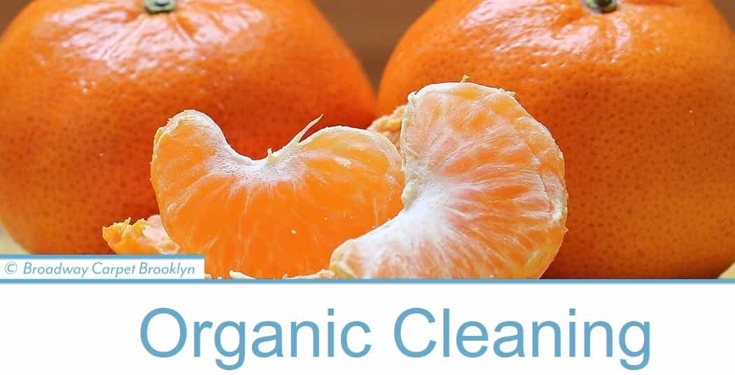 Organic Cleaning - Brooklyn